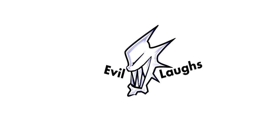 Motion Graphic: Evil Laughs Logo (Click to Play)
