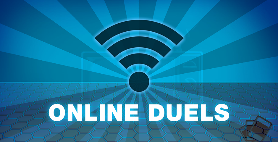 Motion Graphic: MST.TV's Online Duel (Click to Play)
