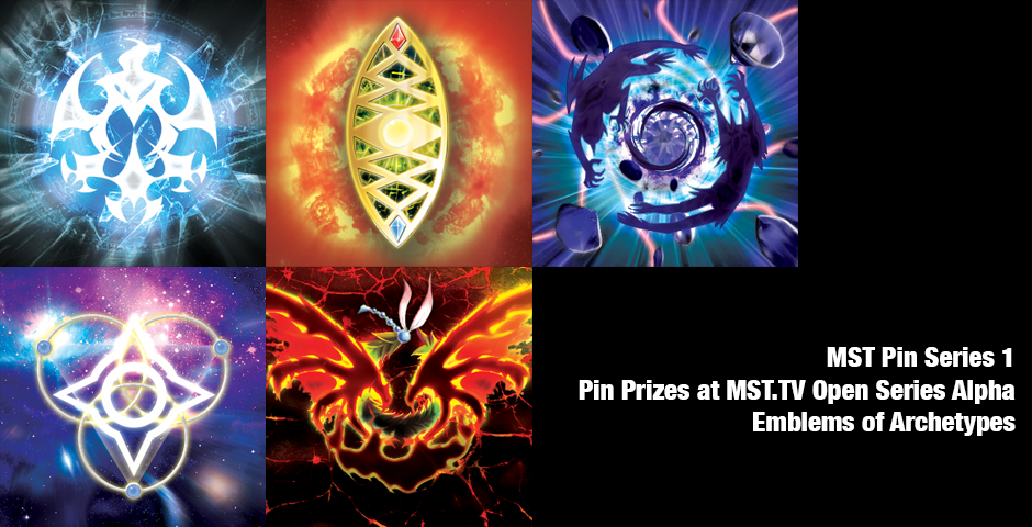 Pin Prizes for MST.TV Open Series Alpha hosted June 27, 2015
